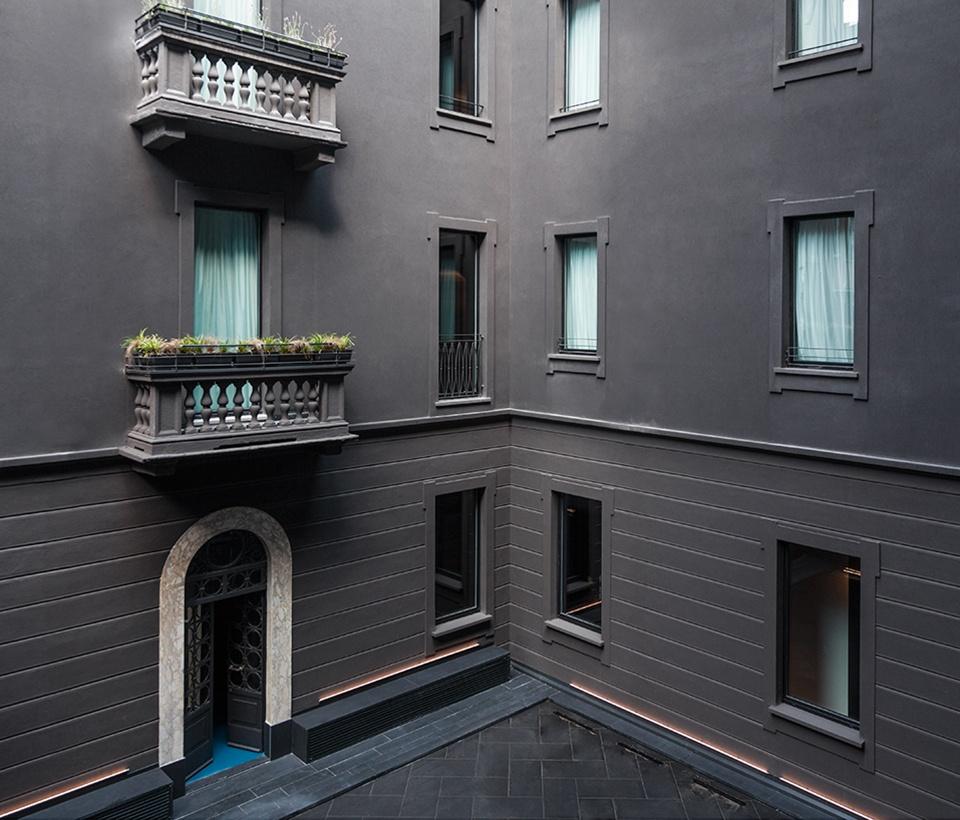 Senato hotel boutique hotel tra montenapoleone e brera for Boutique hotel milano centro