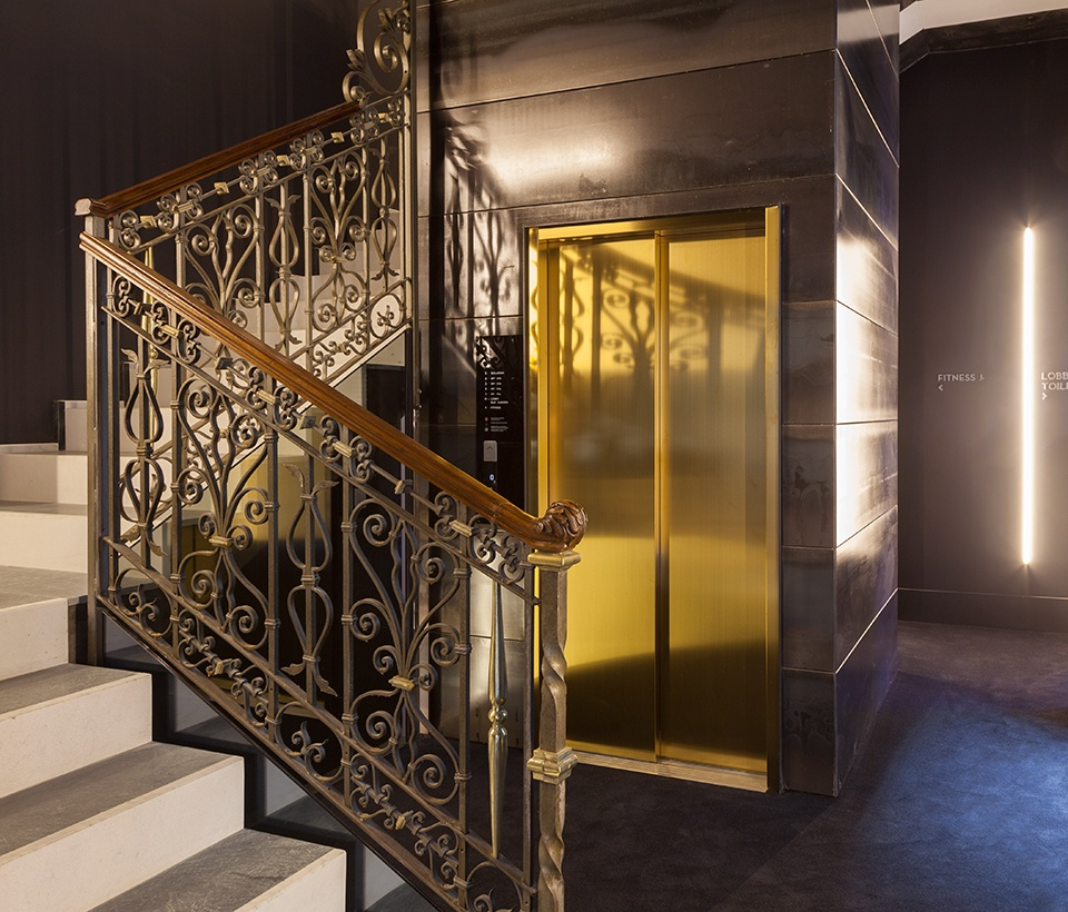 Senato hotel milano an excellent night 39 s rest in the for Design hotel milano