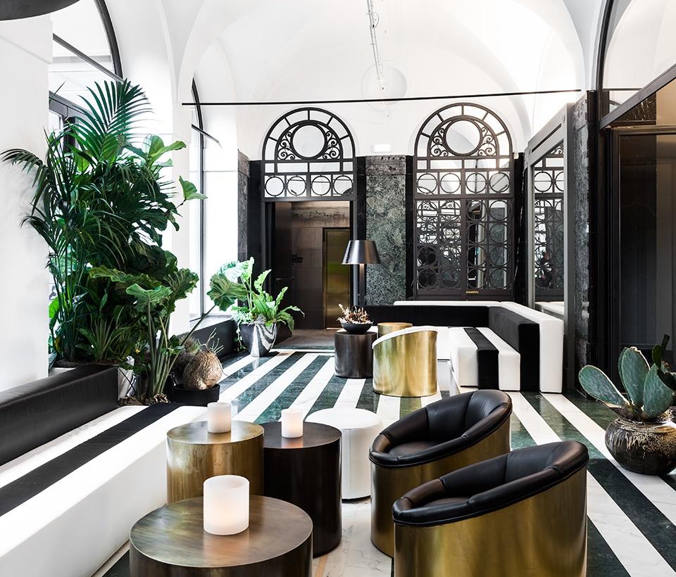 Senato hotel boutique hotel tra montenapoleone e brera for Boutique hotel milano